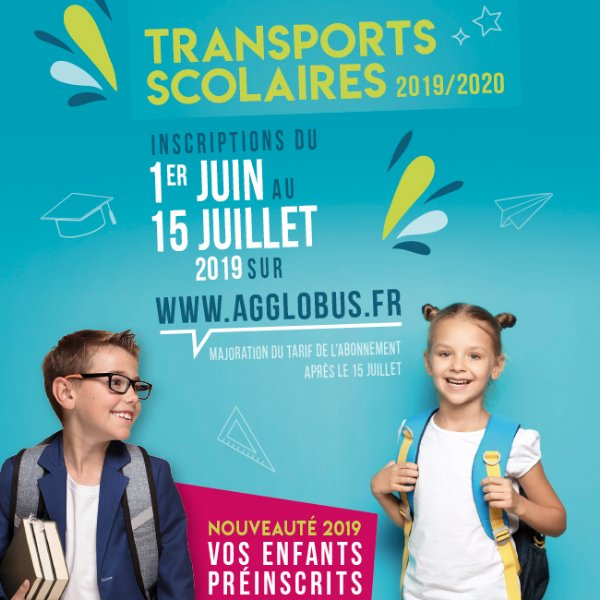 Campagne transports scolaires 2019/2020 - vue n°1